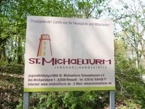 St. Michaelturm - Jugendbildungsstätte